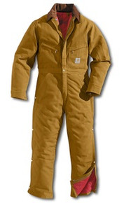 Carhartt Duck Coverall -- Tall