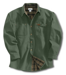 Carhartt Moss Canvas Shirt Jacket -- Regular