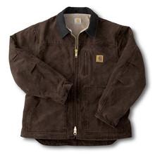 Carhartt Sandstone Ridge Coat/Sherpa Lined