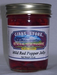 Mild Red Pepper Jelly