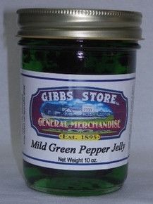 Mild Green Pepper Jelly
