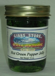 Hot Green Pepper Jelly