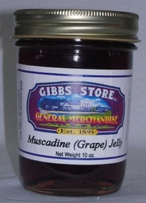 Muscadine (Grape) Jelly