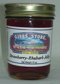 Strawberry-Rhubarb Jelly