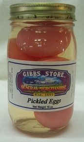 Pickled Eggs