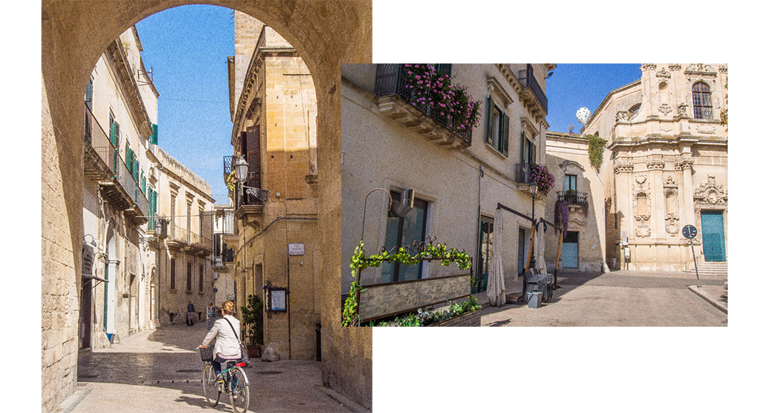 Steele Travel Diary Lecce Italy