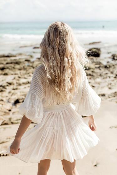 Bisou Smock Dress
