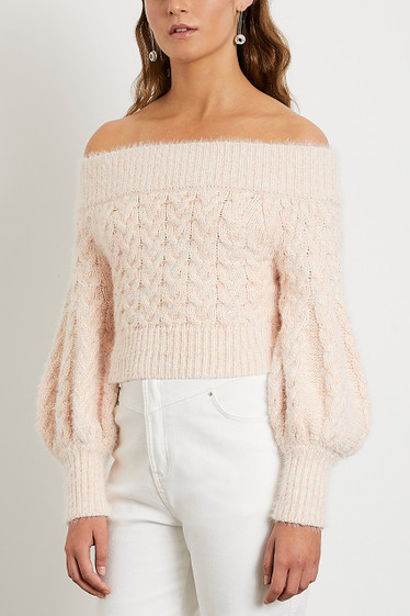 Morgan Knit, Musk