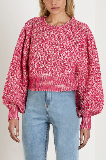 Nash Knit, Orchid