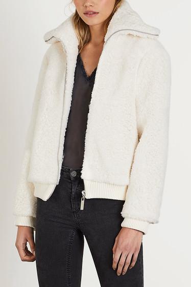 Cora Jacket, Crème
