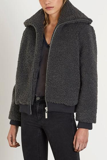 Cora Jacket, Graphite