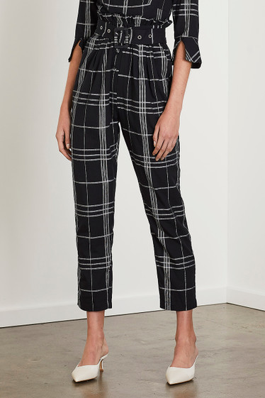 Echo Pant, Noir Check