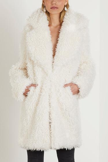 Zoey Coat, Crème