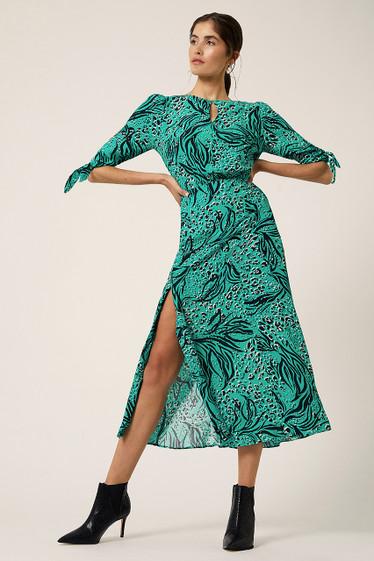Nala Dress, Jade