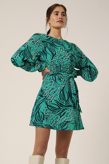 Roxy Dress, Jade