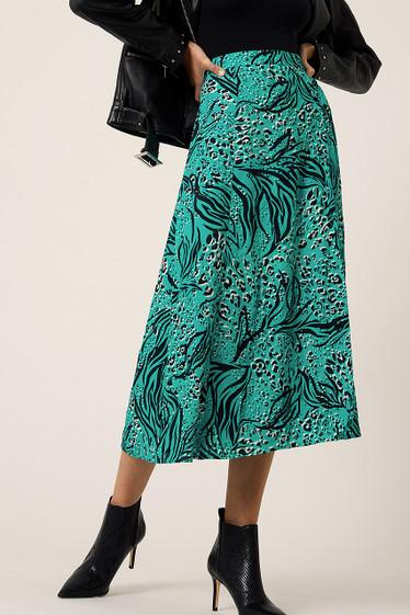 Nala Skirt, Jade