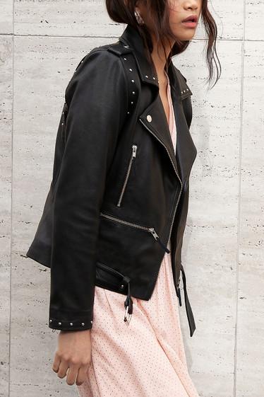 Britton Leather Jacket