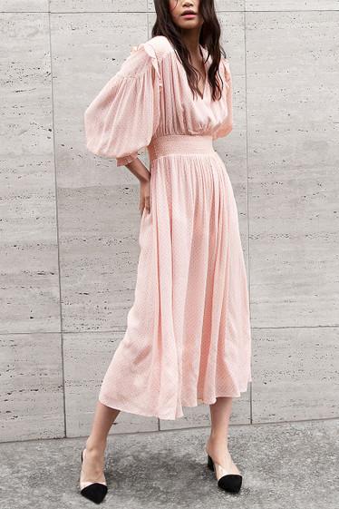 Kingsly Midi Dress