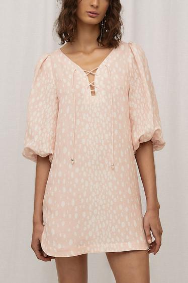 Baha Dress, Blush Spot
