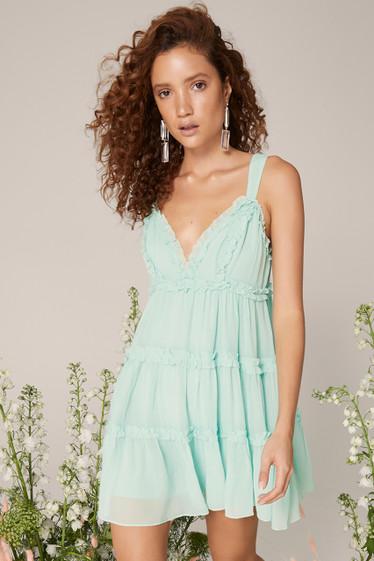 Taylor Dress, Mint