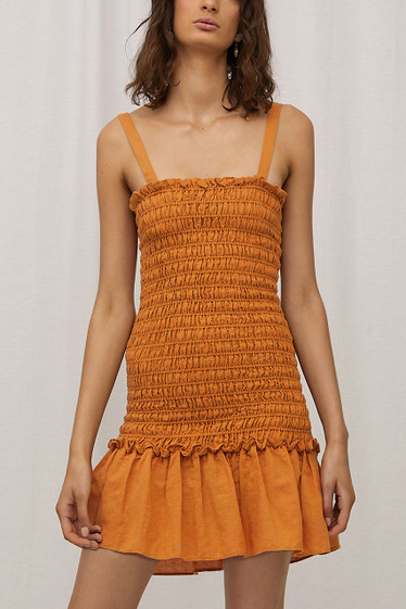 Samba Dress, Sand