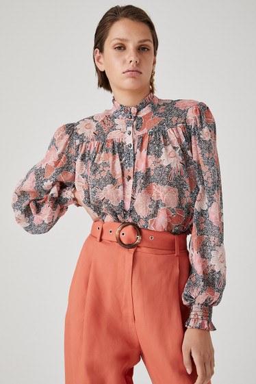 Noah Blouse, Fleetwood