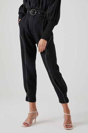 Eloisa Pants, Noir