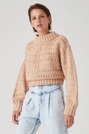 Gallery Knit, Speckle