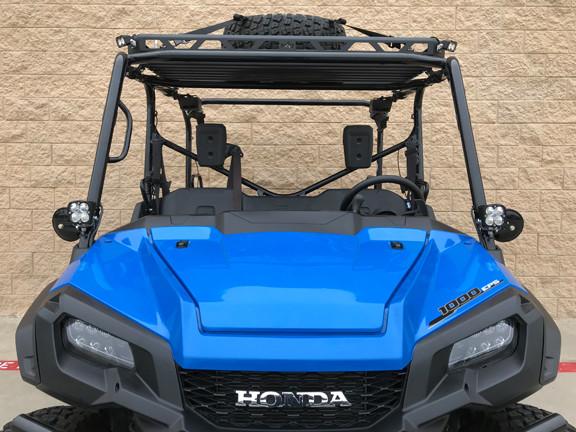 Magnum Outdoors Honda Pioneer 1000 & 1000-5 A-Pillar Light Bracket Set