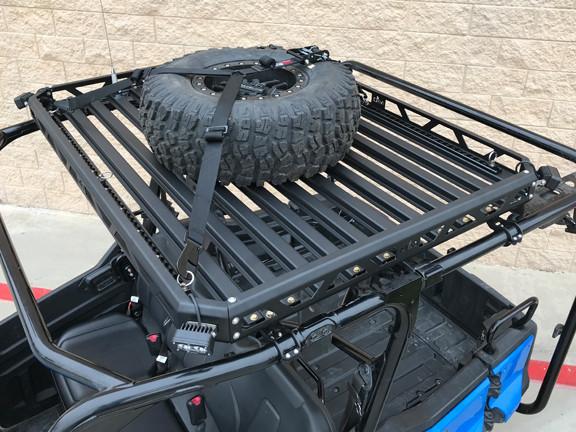 Magnum Offroad Honda Pioneer 1000-5 Explorer Series Aluminum Basket Roof Rack