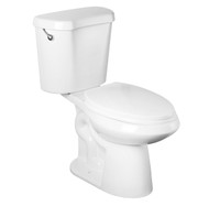 Weston Two Piece Toilet in White 06SO-WES-SA2170