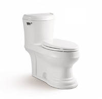 Select One Piece Toilet in White 06MUY-MY2185