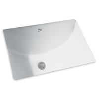 American Standard Studio Undermount Lavatory Sink in White