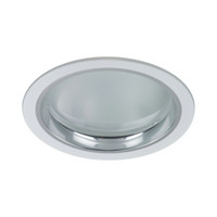 Active Home Centre 2 Light Recess Light in Satin Nickel 30TO-T7020-SN