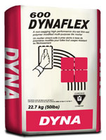 Dynaflex 600 Thinset Mortar in White 11-THINDYN600W