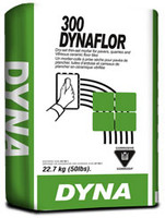 Dynaflor 300 Non-Absorptive Thinset Mortar in White 11-THINSET