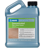 Mapei Ultracare Concentrated Tile & Grout Cleaner 1 Gallon 11-MP-ULTC-01153000
