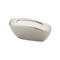 "1 1/2"" Tribeca Knob in Satin Nickel 34LI-P23070W-SN-C"