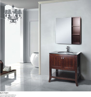 "31-1/2"" Bathroom Cabinet in Espresso 08SU-SLT-T201"