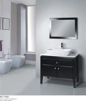 "35-1/4"" Bathroom Cabinet in Expresso 08SU-SLT-T202"