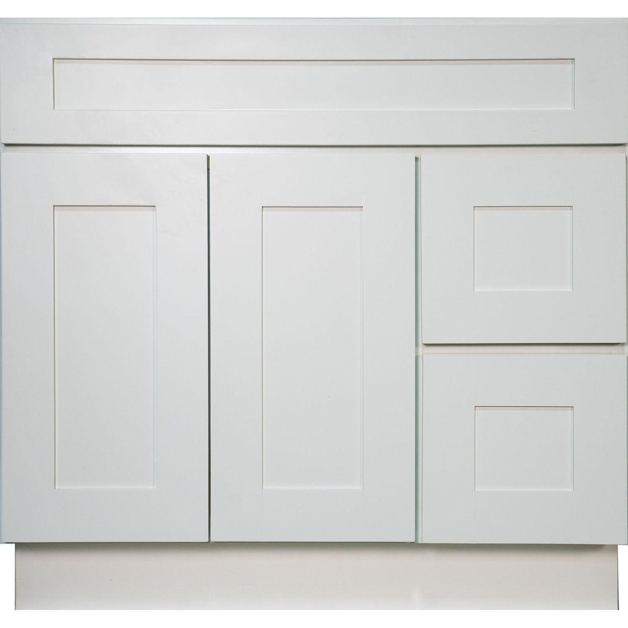 active home centre 30 shaker bathroom cabinet with quartz counter rh activehomecentre com shaker bathroom cabinet doors shaker bathroom cabinets grey