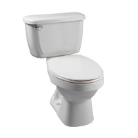 Corona Sensacion Two Piece Toilet in White 06COR-SENSAWHT