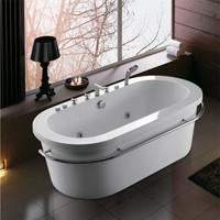 Freestanding Whirlpool Bathtub 07KO-K1025