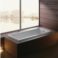 Drop In Bathtub in White 07KO-K1063B
