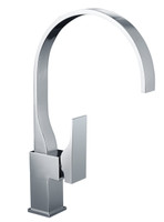 Italian Classical Design Kitchen Faucet in Chrome 09C-803051C