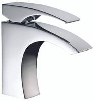 Italian Classical Design Lavatory Bathroom Faucet in Chrome 09C-771586C