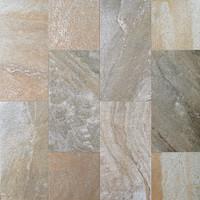 "Active Home Centre 56017 22""x22"" Ceramic Floor Tile (11CRI-56017)"