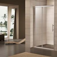 "Active Home Centre 47"" Sliding Shower Door in Tempered Glass (07KO-K923-2)"
