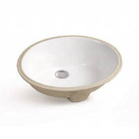 Select Round Undermount Lavatory Basin 08MUY-MY3701