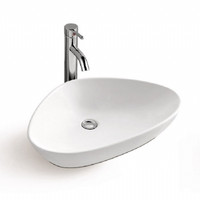 Select Triangular Vessel Lavatory Basin 08MUY-MY5237